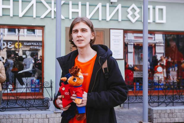 «Мой Нижний»: автор талисманов юбилея Нижнего Новгорода Никита Киселёв