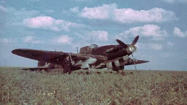 Неизвестные похитили фрагменты штурмовика Ил-2 на Сахалине