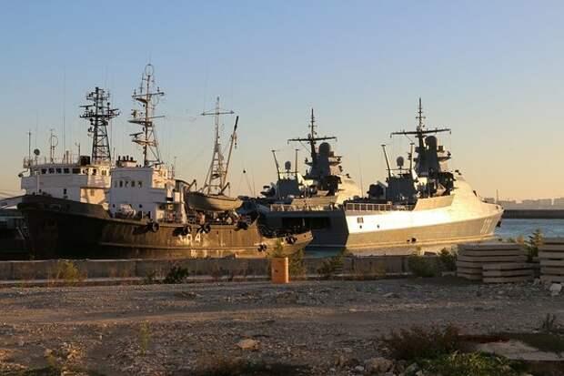 Майора Черноморского флота осудили по делу о госизмене