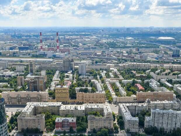 Москвичам пообещали солнечную погоду на следующей неделе