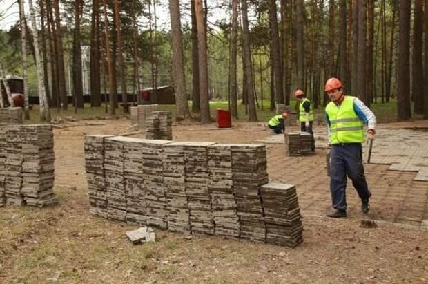 Обновлённый Заельцовский парк откроется на несколько месяцев раньше