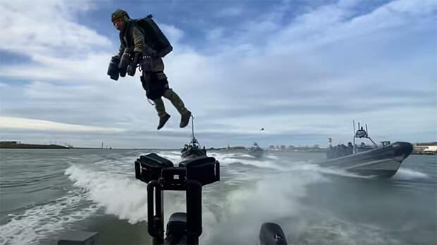 Летучий голландец. Спецназ испытал устройство, способное помочь Петрову и Баширову