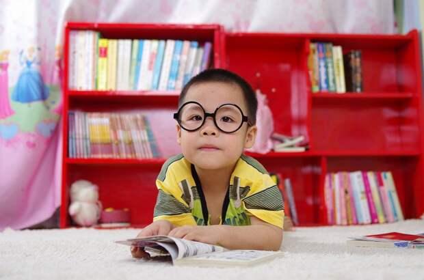 книга, дети/pixabay.com
