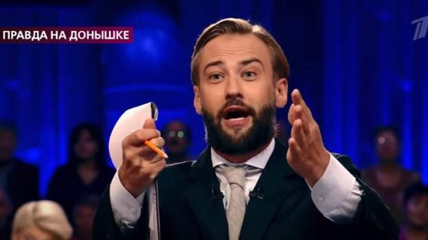 Шепелев рассказал о своем забавном прозвище на Первом канале