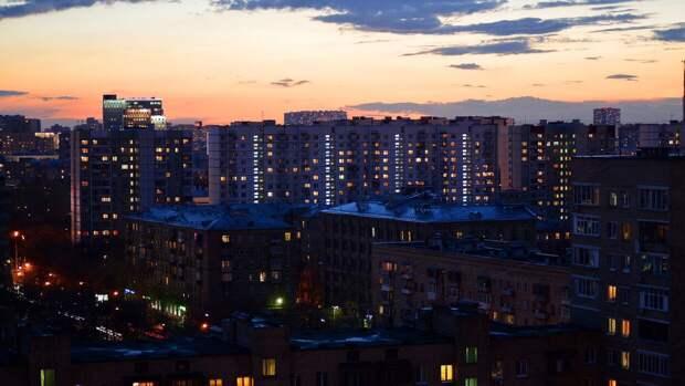 Перечислены округа Москвы с наиболее дешевым жильем