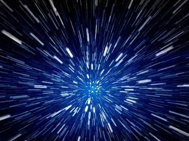 Учёные придумали решение для сверхсветового перемещения в космосе