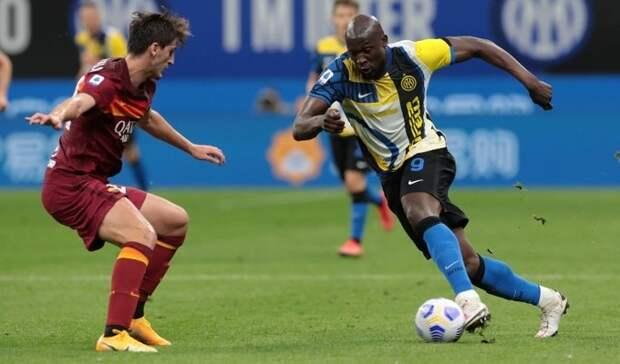 «Интер» - «Рома» - 3:1. Обзор матча и видео голов