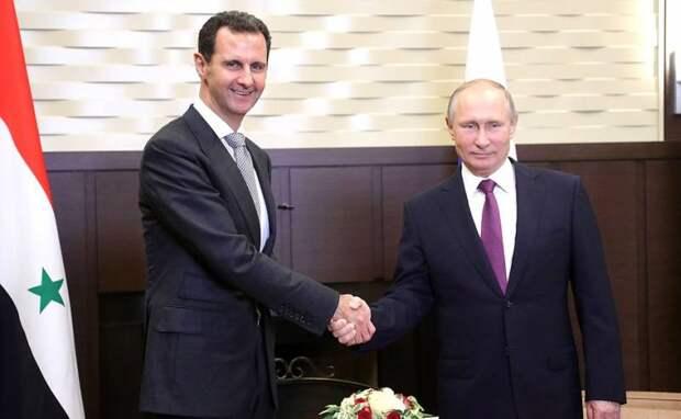 Европейские СМИ: Путин угодил в «сирийскую ловушку»