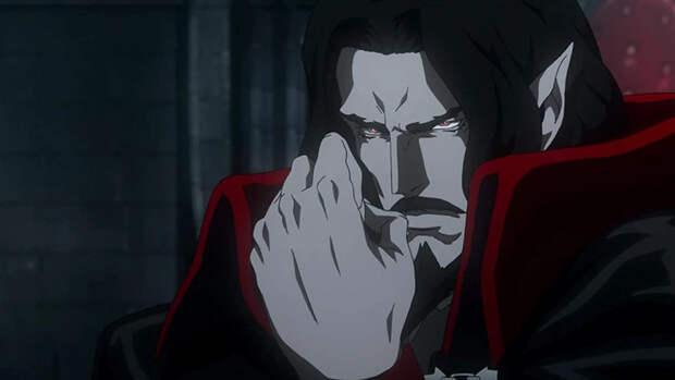 Четвертый сезон мультсериала Castlevania опубликован на платформе Netflix