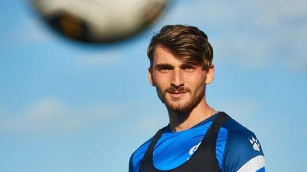 Форвард «Динамо» Филипп намерен остаться в «Вольфсбурге»