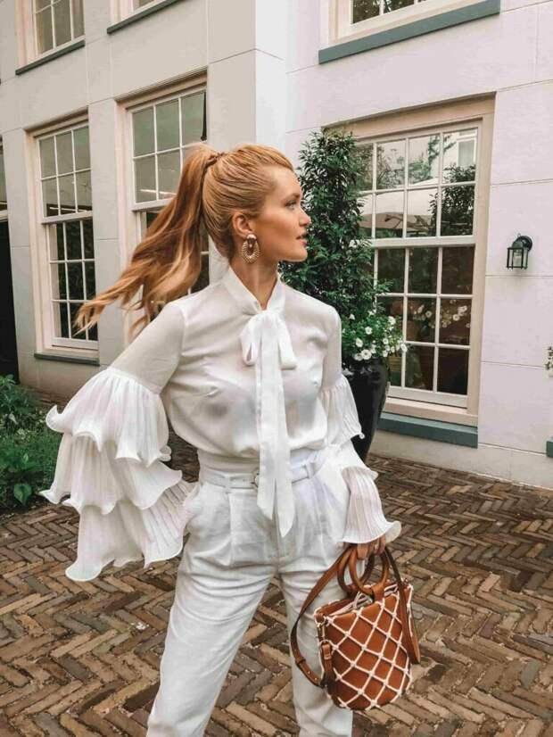 Модные блузки на лето 2020: 10 ярких трендов