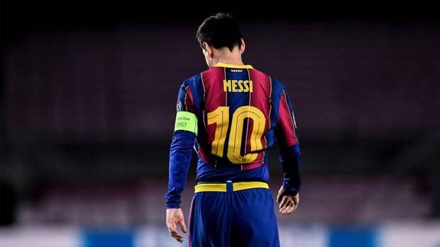 Ривалдо: «Будущее Месси — в «ПСЖ». Он уже провел последний домашний матч за «Барселону» в Лиге чемпионов»