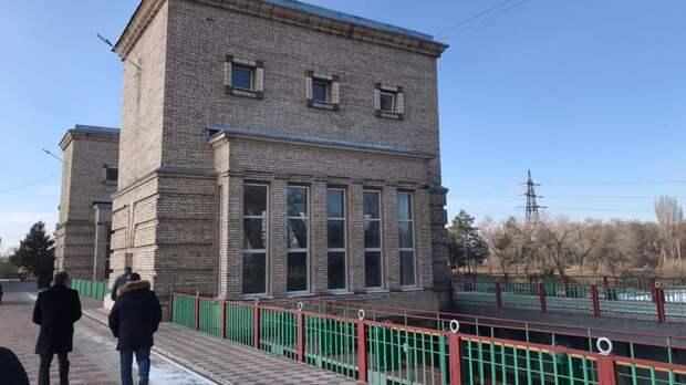 Украина планирует достроить дамбу на Северо-Крымском канале, чтобы в Крым не поступала вода
