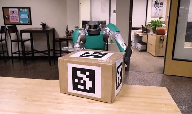 Роботы-гуманоиды Digit выходят на рынок по цене 250 000 долларов