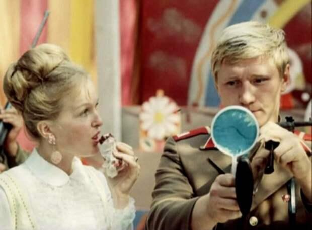 Кадр из фильма *Семь невест ефрейтора Збруева*, 1970 | Фото: kino-teatr.ru