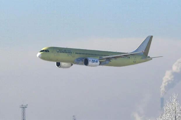 Boeing признал новый авиалайнер МС-21 сильным конкурентом