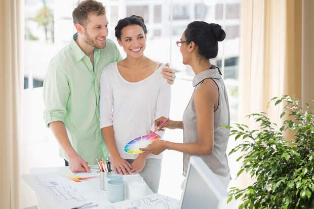 Как подготовиться к встрече с декоратором - сотрудничество с декоратором окон