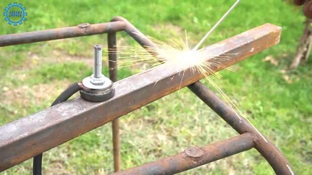 Как сделать надежный держатель для электрода