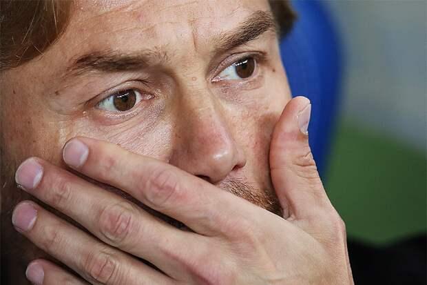 Карпин— обизбиении фанатов «Спартака» вРостове: «Это некрасит наш футбол, стаким надо бороться»