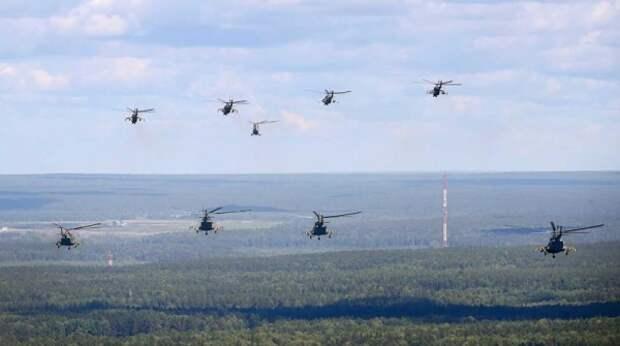 Вблизи Украины заметили российскую военную авиацию – видео