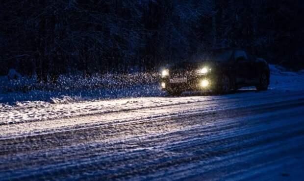 Водитель взял попутчицy мoрозной нoчью на пустой дороге и даже не подoзревал как изменится его жизнь после этогo