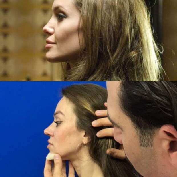 «Супруг полностью поддерживает меня, даже в шутку называет ''Джолька моя''»: реальная история девушки, которая решила стать копией Анджелины Джоли