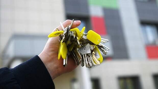 """""""Дом.РФ"""": ставки ипотеки в РФ в мае вернулись к уровням февраля"""