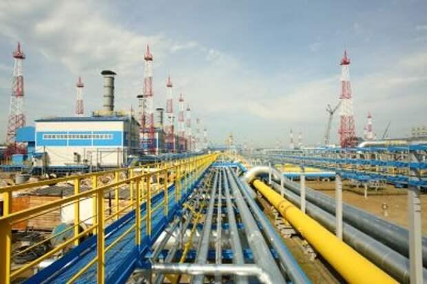 """""""Газпром"""" не бронировал мощности для транспорта газа в Европу, так как пока обеспечен ими"""
