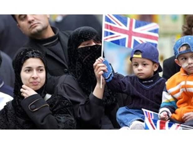 Британский рай для мигрантов