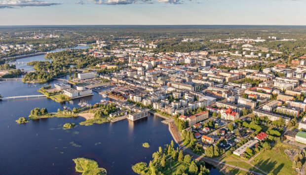 Культурной столицей Европы 2026 года выбран Оулу