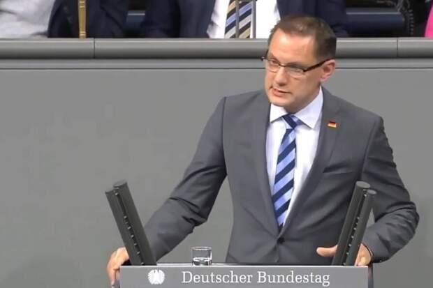 «Россия - желанный партнер»: немецкий политик Крупалла о гуманитарной помощи из РФ