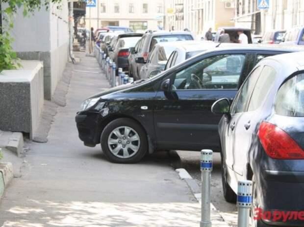 Одностороннее движение появится на 55 улицах между Садовым и ТТК до 25 декабря