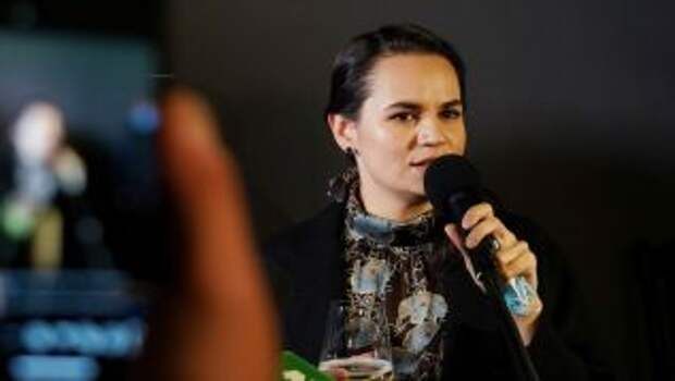Тихановская созывает международную конференцию при участии России и Беларуси