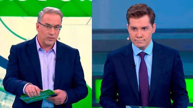 На ток-шоу «Место встречи» Норкин и Трушкин обсуждали коррупцию в России, звучали довольно здравые суждения