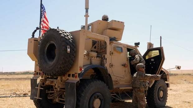 Военный США погиб при патрулировании в Кувейте