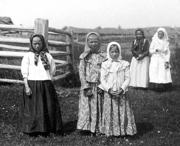 Как растили русских детей