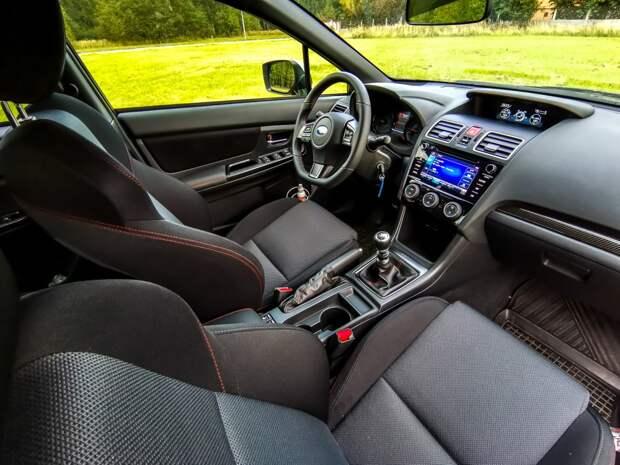 Как я чуть субароводом не стал, Subaru WRX