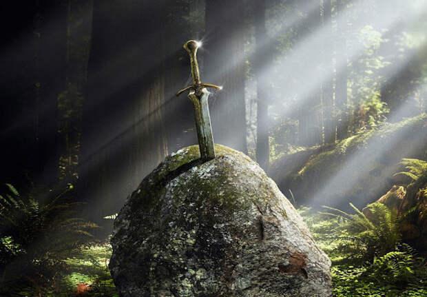 Жизнь короля Артура в сказании Мерлина