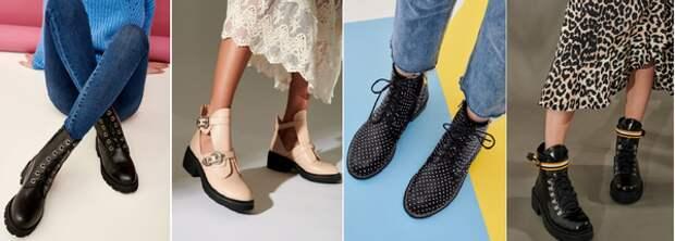 Осенняя обувь 2019: десять самых модных и стильных моделей