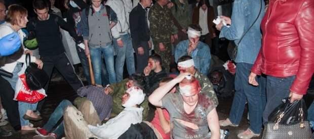 Власти Украины: Жаль, что не всех добили в Одессе