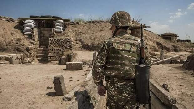 Армия Армении приведена в полную боевую готовность из-за масштабного вторжения азербайджанских войск