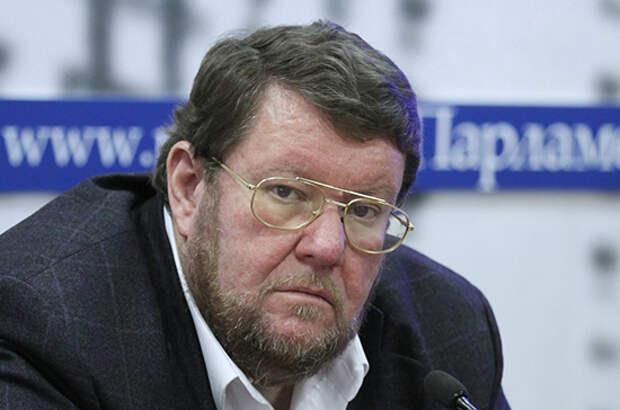 Почему украинский след никем не рассматривался, а следствие занималось только Россией? Евгений Сатановский