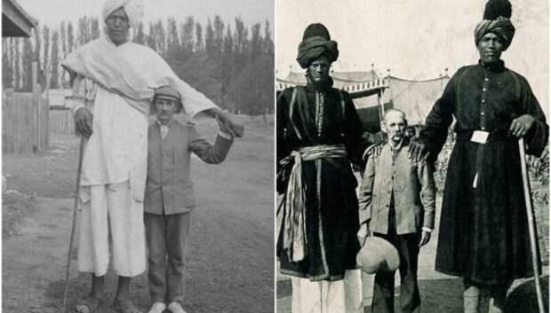 Кашмирские гиганты: как выглядели огромные охранники махараджи