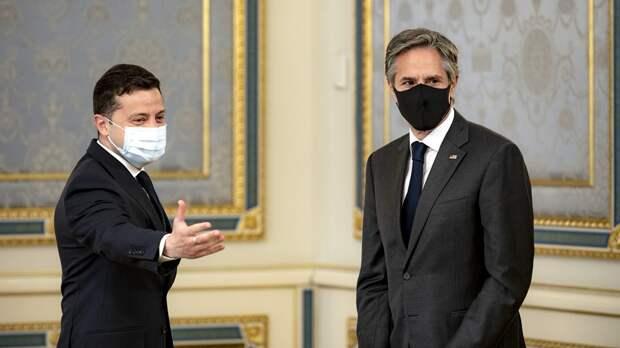 Украинский политолог прокомментировал визит главы Госдепа в Киев