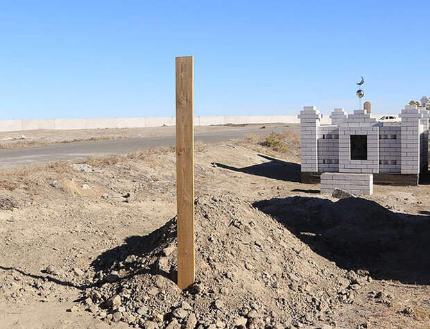 Мистика, Казахстан, похороны, ДНК, ошибка, supernatural, cpirituality