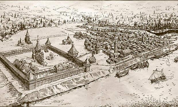 Историки выясняют, куда пропал первый русский заполярный город. Раскопки «златокипящей» Мангазеи