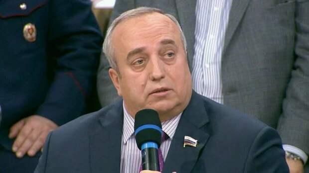Клинцевич прокомментировал «беспокойство» НАТО в отношении российско-белорусского союза
