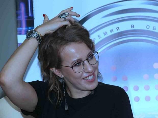 После провала шоу Собчак отправили в пару Гузеевой в «Давай поженимся!»