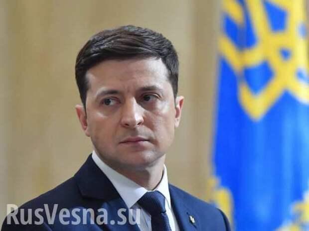 Украинец заявил, что хочет отозвать свой голос за Зеленского на выборах (ФОТО)   Русская весна