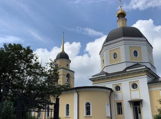 Уборку храма в Черкизове перенесли на 27 апреля из-за погодных условий